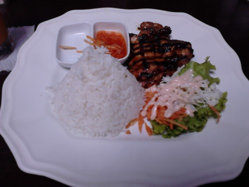 Vietnam Grilled Chicken, Gigglebox Cafe & Resto