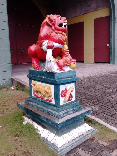 Singa penjaga gerbang