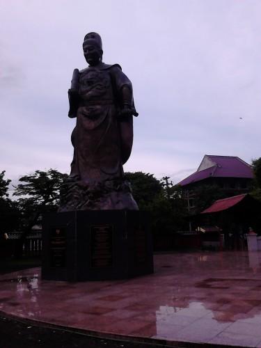 Patung Laksamana Zheng He / Cheng Ho