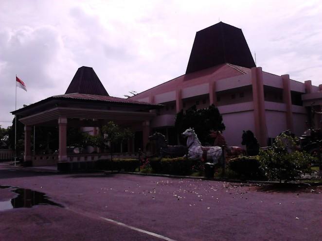 Gedung Museum Ranggawarsita, Semarang