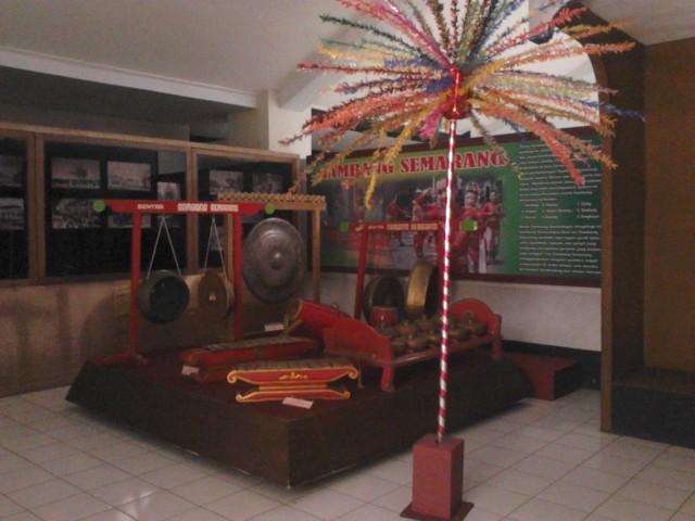 Alat musik tradisional Banyumasan