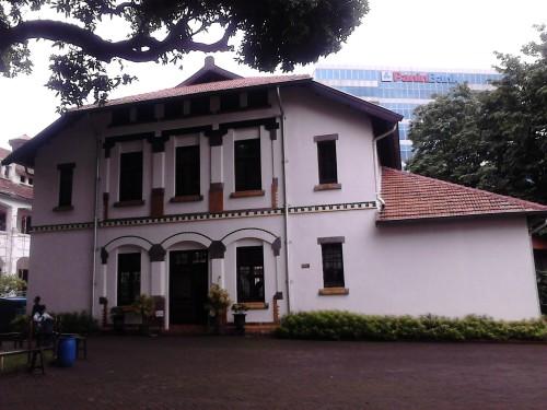 Gedung C Lawang Sewu
