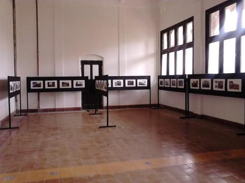 Ruang Pameran di Gedung B
