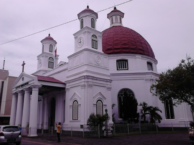 Gereja Blenduk, alias GPIB Immanuel
