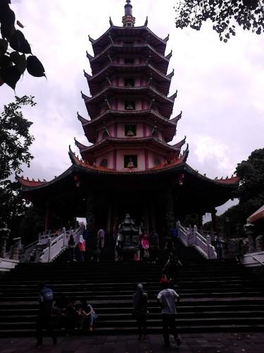 Pagoda Avalokitesvara, Semarang