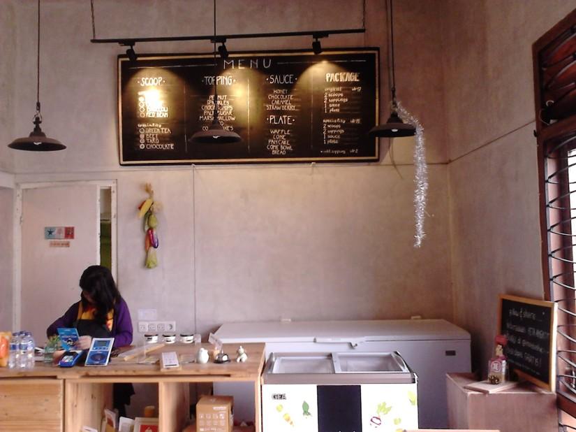 Order here - Masbash Monster Ice, Bandung