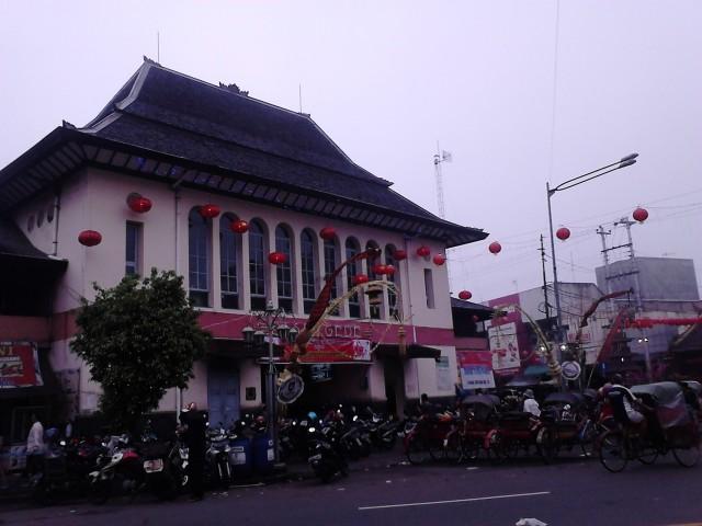 Pasar Gede Hardjonagoro, Solo