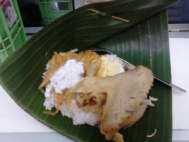 Nasi Liwet Bu Sri, Solo