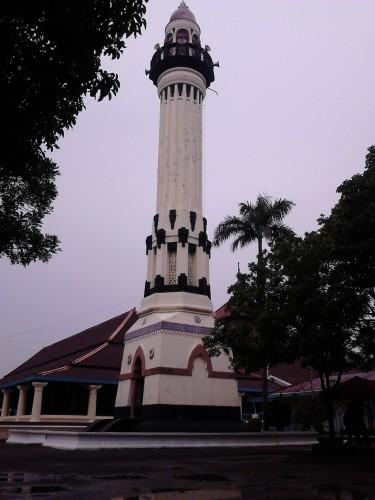 Menara Masjid Agung Surakarta