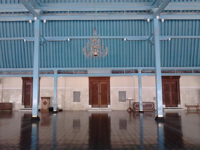 Mimbar Masjid Agung Surakarta