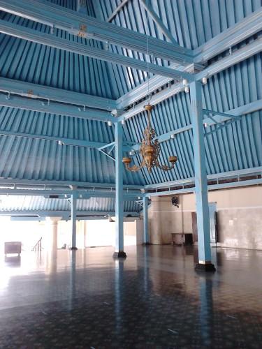 Sisi Masjid Agung Surakarta