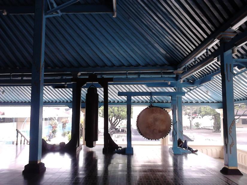 Bedug Masjid Agung Surakarta