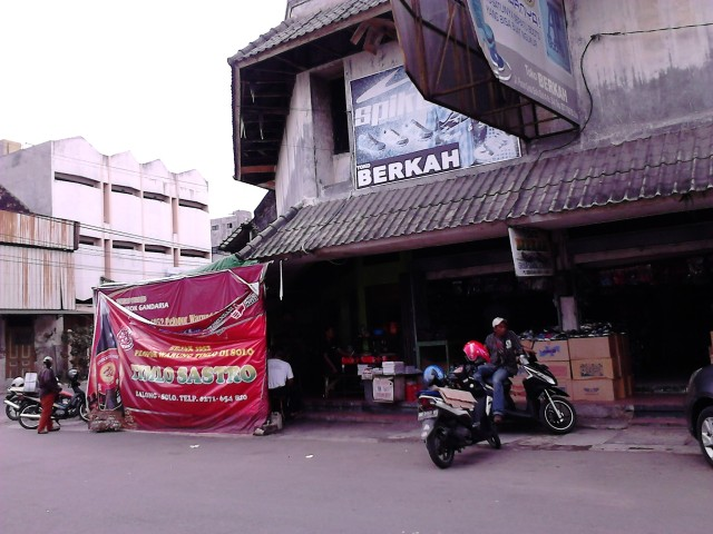 Timlo Sastro d Jl. Kapten Mulyadi, Solo