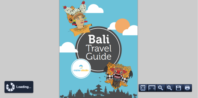 Free Bali Travel Guide from MisterAladin.com !!!