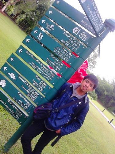 Singapore Botanic Gardens, 2014 (kunjungan ke-2 ke SG)