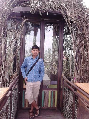 Dusun Bambu, Bandung. 2015.