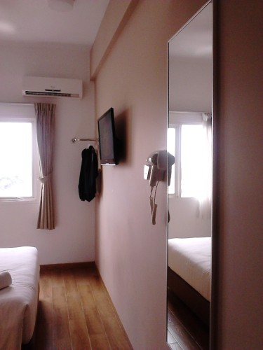 Fasilitas kamar Tune Hotels / Red Planet, Solo