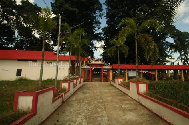 Welcome to Pulau Kemaro, Palembang, Sumatera Selatan