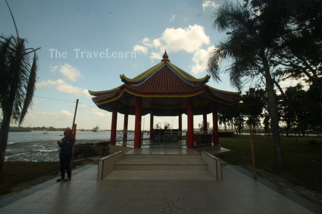 A little chinese gazebo