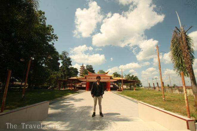 Pulau Kemaro, Palembang.