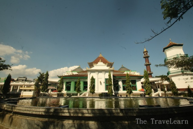 Masjid Agung Palembang (Great Mosque of Palembang)