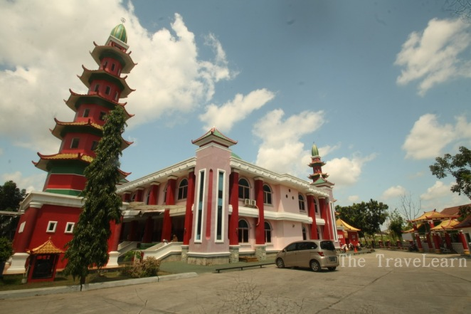 The oriental touch of Masjid Cheng Ho