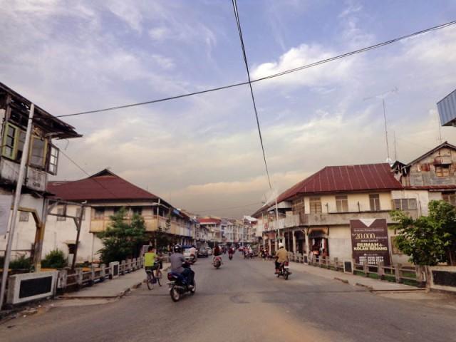 Kota Singkawang, Kalimantan Barat | Foto diambil dari sini
