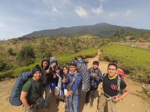 Mau mendaki gunung? Selfie first!