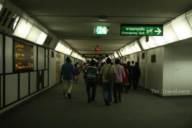 Tiba di Bandara Don Mueang