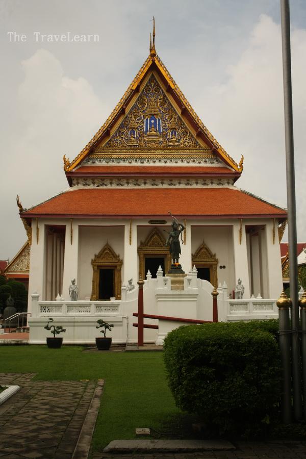 Phuttaisawan Chapel - Bangkok National Museum