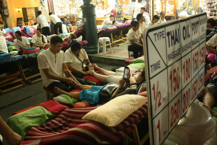 Thai massage, anyone?