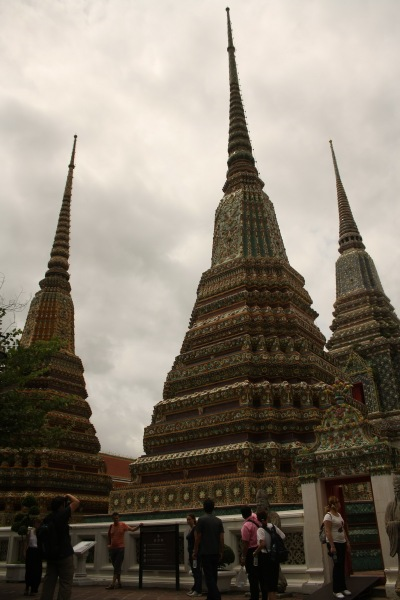 The Four Chedis, Wat Pho