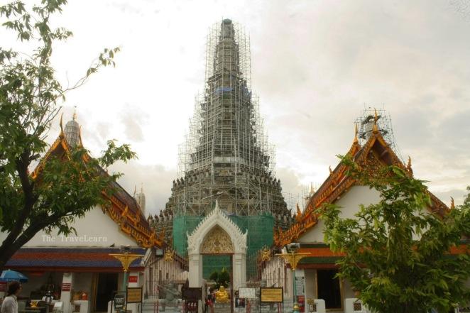 The stunning Wat Arun, Bangkok