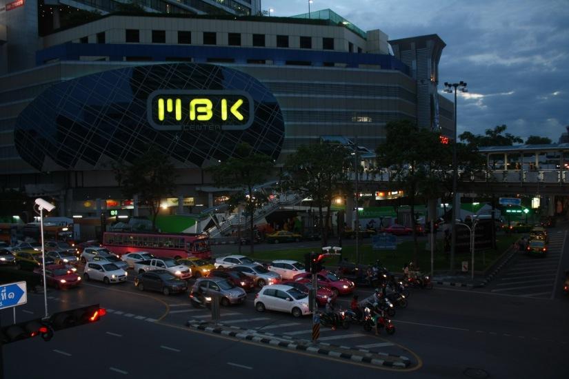 Mahn Bohn Krong (MBK) Mall, Bangkok