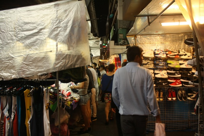 Patpong Night Market, Bangkok