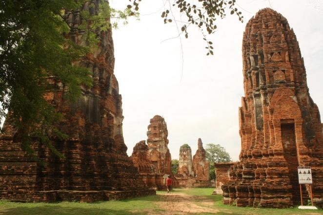 Ruins of Wat Mahathat, Ayutthaya