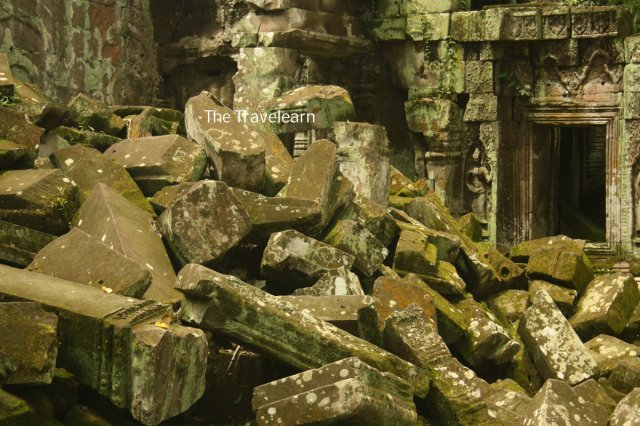 Ruins of Ta Prohm, Angkor