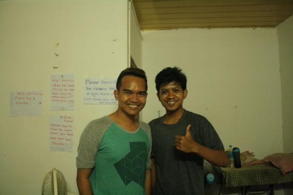Phearun and I