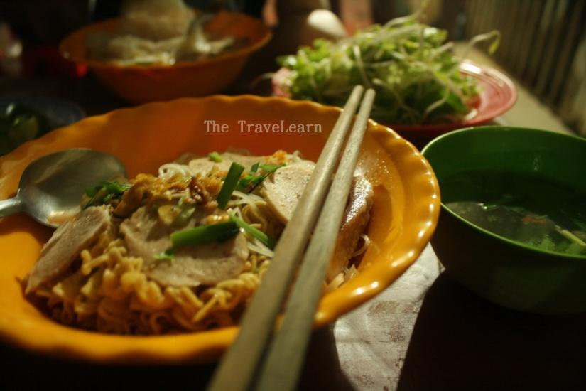 Hu Tiu (Vietnamese Pork Fried Noodle)