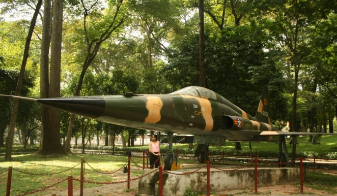 F5E Fighter Plane