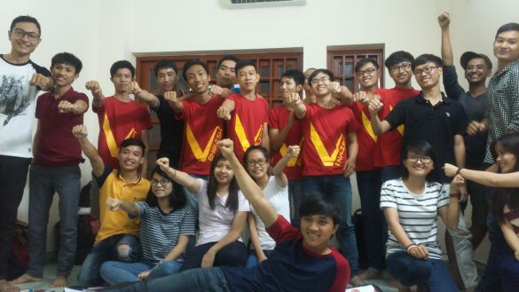 King's students