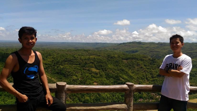 Visiting Kebun Buah Mangunan in Yogyakarta