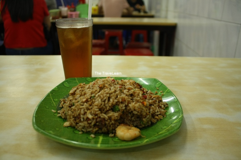 Nasi Goreng (Fried Rice) of Kwetiaw Akang