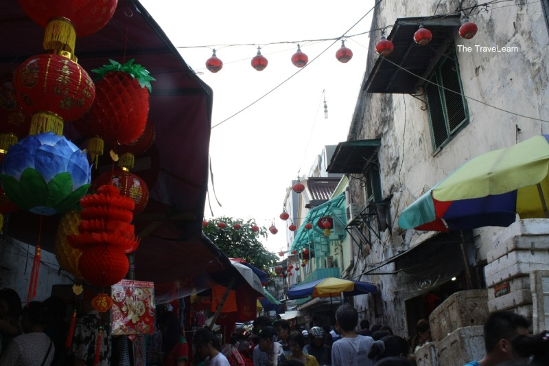 Welcome to Jakarta's Chinatown!