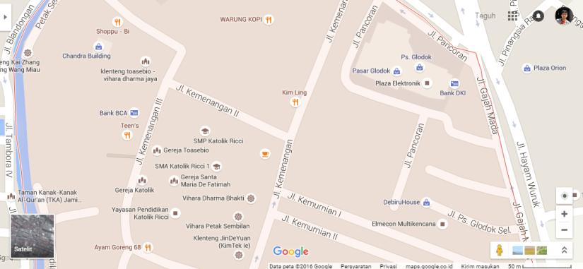 Jakarta's Chinatown walking tour
