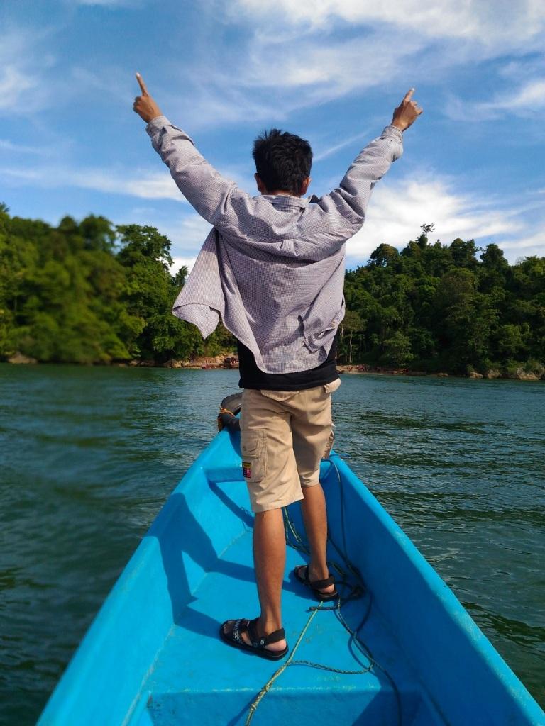 I'm coming, Nusakambangan!