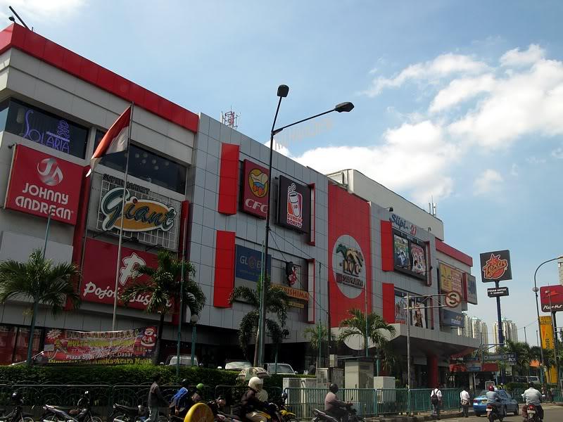 Mal Slipi Jaya Plaza