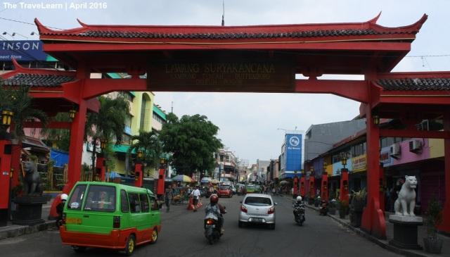 Lawang Suryakencana, pecinan-nya Bogor