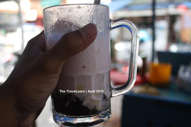Es Doger di Jalan Ranggagading, Bogor