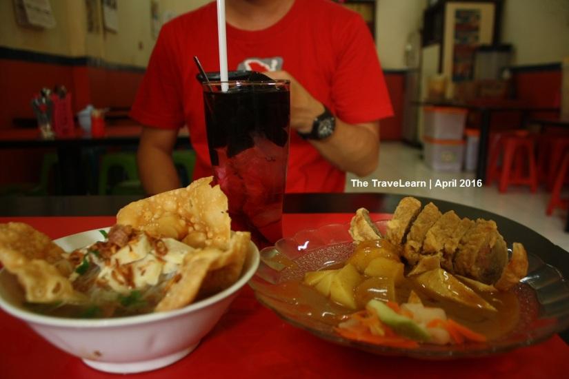 Ngo Hiang Babi dan Pangsit Pengantin, Bogor